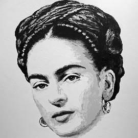 Frida Kahlo by Havi