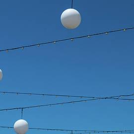 3 Globes by Eric Lake