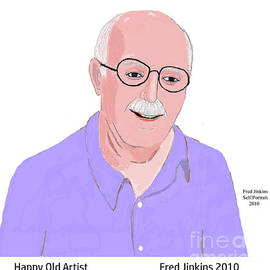 Fred Jinkins - Happy Old Artist