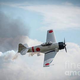 Rene Triay Photography - Japanese Zero- Mitsubishi A6M
