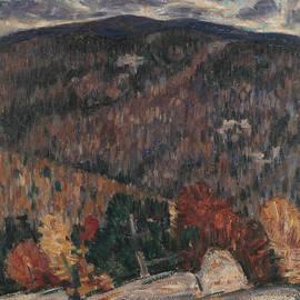 Landscape No. 25 - Marsden Hartley