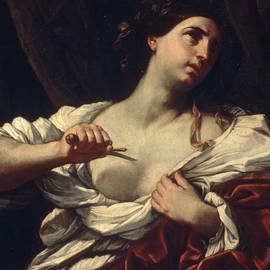 Lucretia - Guido Reni