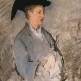 Madame Edouard Manet - Edouard Manet