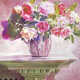 David Lloyd Glover -  Mantlepiece Roses