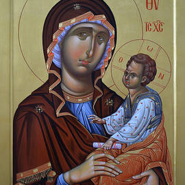 Mother of Christ by Lembrau Iulian