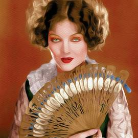 John Springfield - Myrna Loy, Hollywood Legend