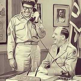 Phil Silvers, Sargent Bilko - John Springfield