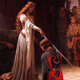 MotionAge Designs - Queen Guinevere and Sir Lancelot