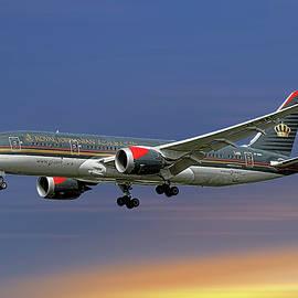 Royal Jordanian Boeing 787-8 Dreamliner - Smart Aviation