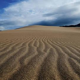 Sunrise At Great Sand Sunes Np by John McArthur