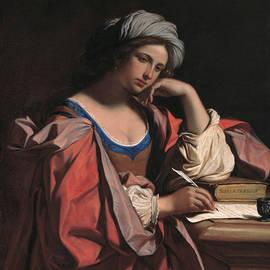 The Persian Sibyl - Guercino