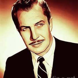 Vincent Price, Vintage Actor - John Springfield