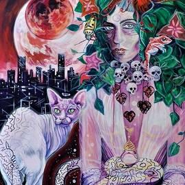 Yelena Tylkina - 3 White Witches
