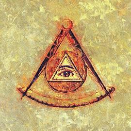 Freemason, Masonic, Symbols - Pierre Blanchard