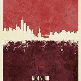 New York Skyline - Michael Tompsett