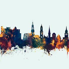 Heidelberg Germany Skyline - Michael Tompsett