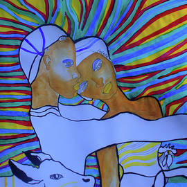 Gloria Ssali - Kintu and Nambi The Folktale