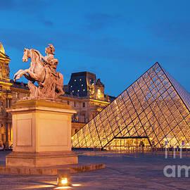 Brian Jannsen - Musee du Louvre