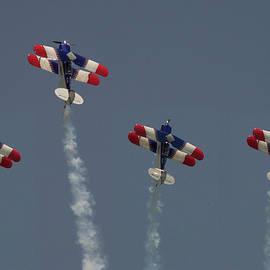 John Straton - 4 over the top Aerobatics