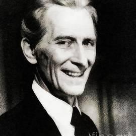 Peter Cushing, Vintage Actor - John Springfield