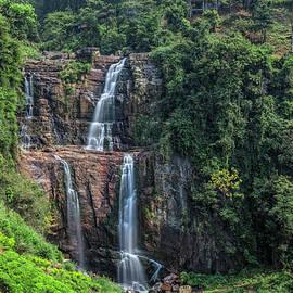 Ramboda Falls - Sri Lanka - Joana Kruse
