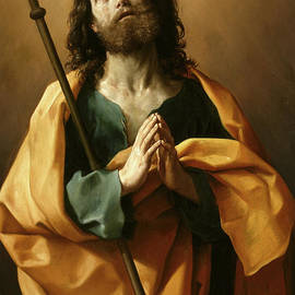 Saint James the Greater, - Guido Reni