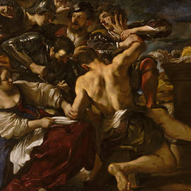 Guercino - Samson Captured by the Philistines