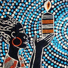 Gloria Ssali - Shilluk South Sudanese Wise Virgin
