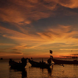 Tamara Sushko - Sunrise on Koh Tao Island in Thailand