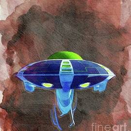 UFO - Raphael Terra