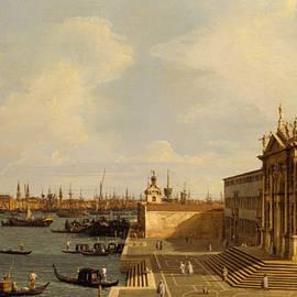 Venice - Santa Maria della Salute - Canaletto