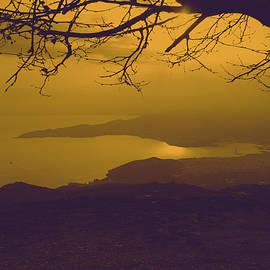 Panos Pliassas - 4004- Yellow Sunset...