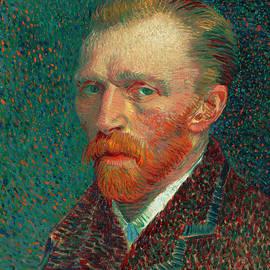 Vincent Van Gogh - Self-Portrait