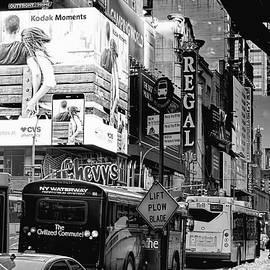 Kevin Duke - 42nd Street NYC