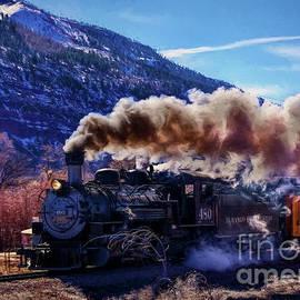 Janice Rae Pariza - 480 Steam Engine Winter Run