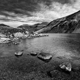 Matthew Gibson - Beautiful landscape image of mountains around Wast Water in Lake
