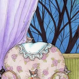 Julie McDoniel - 5 Cats