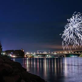 Fireworks by Marc Braner