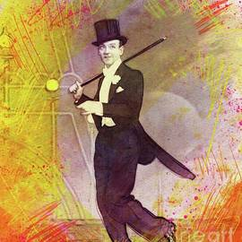 Fred Astaire, Vintage Actor and Dancer - John Springfield