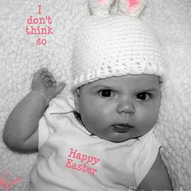 Linda Galok - Happy Easter Card