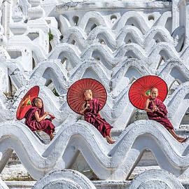 Mingun - Myanmar - Joana Kruse