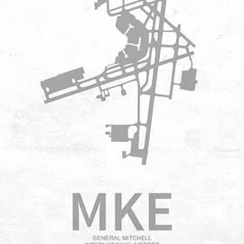 Jurq Studio - MKE General Mitchell International Airport in Milwaukee Wisconsi