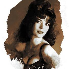 John Springfield - Natalie Wood, Vintage Actress