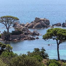 Palombaggia Beach - Corsica - Joana Kruse