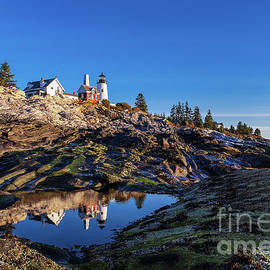 John Greim - Pemaquid Point Lighthouse