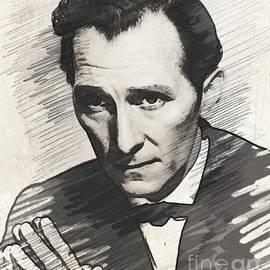 John Springfield - Peter Cushing, Vintage Actor