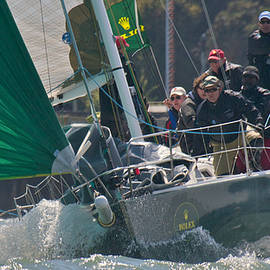 Steven Lapkin - San Francisco Sailboat Racing