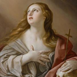 The Penitent Magdalene - Guido Reni