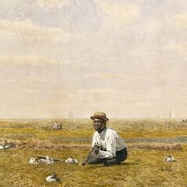 Thomas Eakins - Whistling for Plover