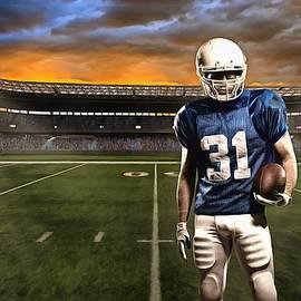 Vadim Pavlov - American Football